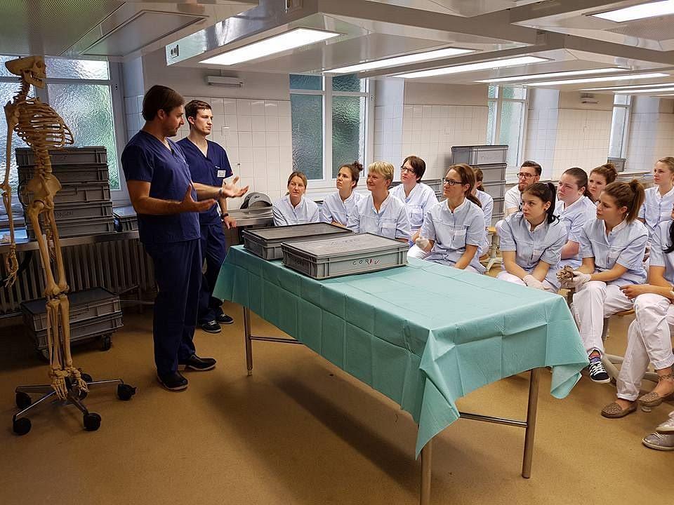 Anatomie Innsbruck Klasse 2D